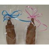 chocolade baby fles