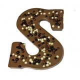 chocola letter crispy