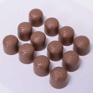 chocolade hazelnootpraline bonbons