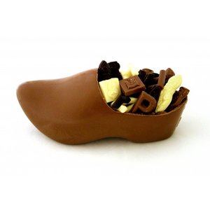 Sinterklaas chocola klomp