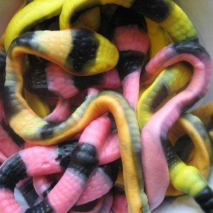 reuze snoep slang