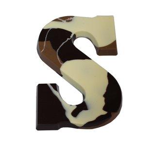 chocoladeletter bonte